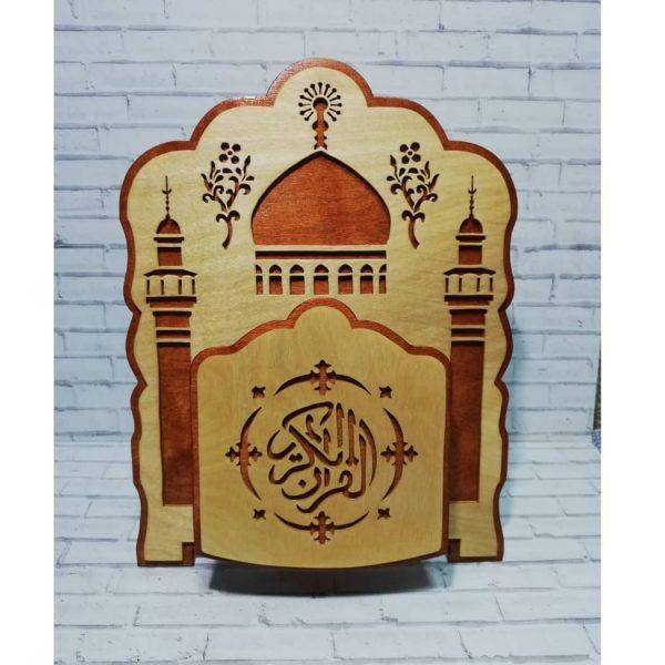 Подставка для Корана макет