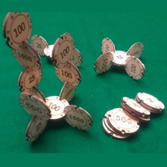 Фишки для игры в покер