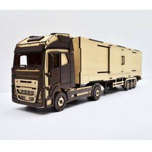 Макет грузовика Вольво