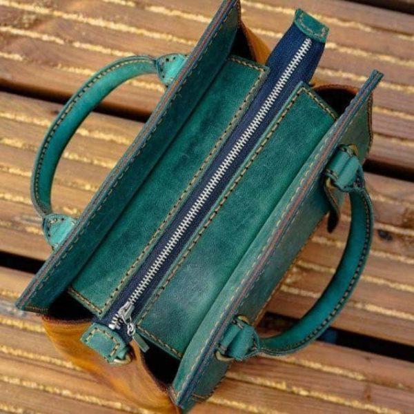 Выкройка сумки Juliet