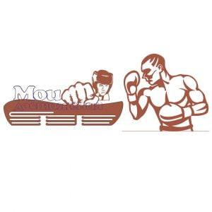 Медальница бокс макет