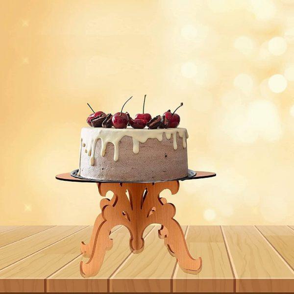 Подставка под торт макет