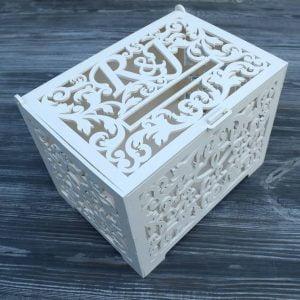 Свадебная шкатулка для денег
