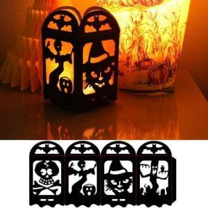 Светильник Хэллоуин 2