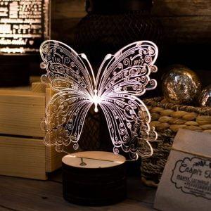 Светящееся табло Бабочка