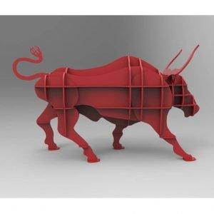Полка бык