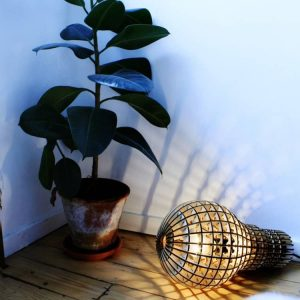 Светильник в форме лампочки