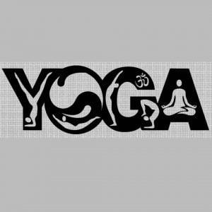 Рисунок Йога
