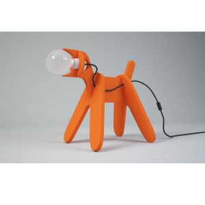 Светильник собачка