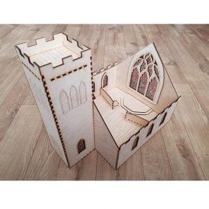 Церковь Sylvanian Families макет