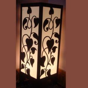 Вертикальный светильник 5