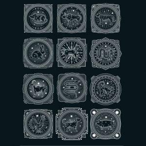 знаки зодиака 10