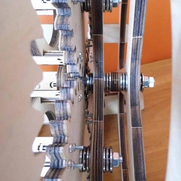 Бутылочница схема сборки
